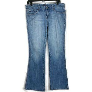 7 For All Mankind Jeans Size 29 A Pocket Blue